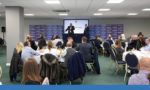 Mel Sterland and John Helm Star At Leeds United Business Club Partner Experience